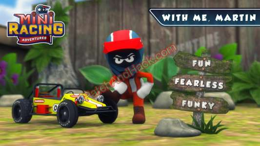 Mini Racing Adventures Patch and Cheats money