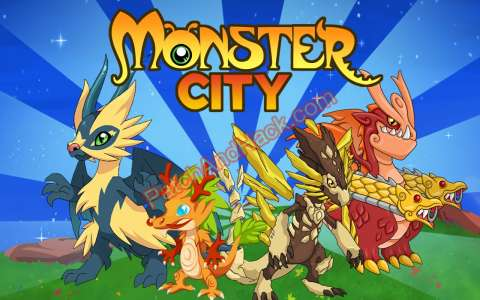 Monster City Patch and Cheats money, food