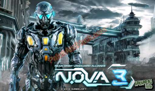 N.O.V.A. 3 Patch and Cheats money