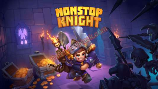 Nonstop Knight Patch and Cheats money, crystals