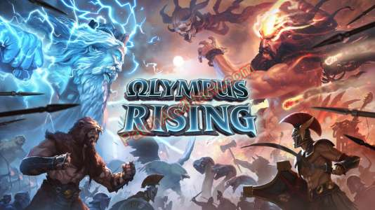 Olympus Rising Patch and Cheats money
