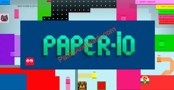 Paper.io Patch and Cheats money