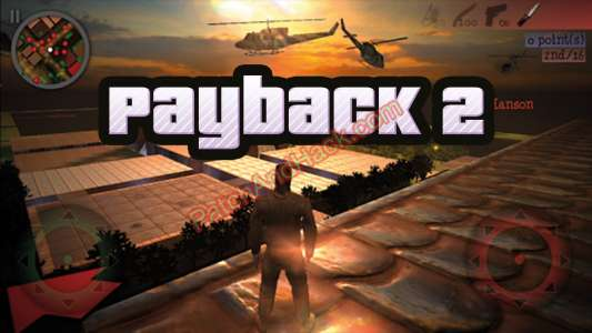 Payback 2 Patch and Cheats money