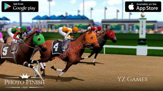 Photo Finish Horse Racing Patch and Cheats money