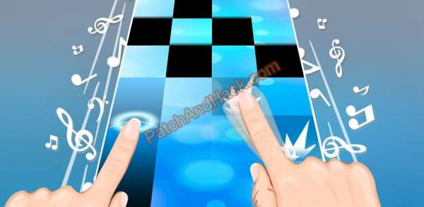 Piano Tiles Patch and Cheats stars, songs