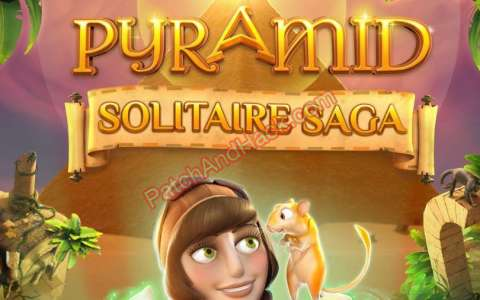 Pyramid Solitaire Saga Patch and Cheats gold, lives