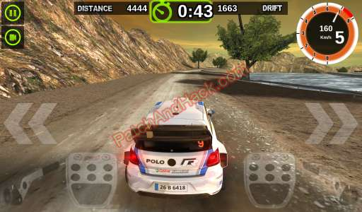 Rally Racer Dirt Patch and Cheats money