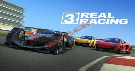 Real Racing 3 Patch and Cheats money, gold