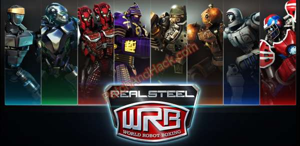 Real Steel Patch and Cheats money