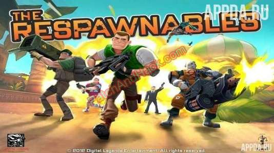 Respawnables Patch and Cheats money, gold