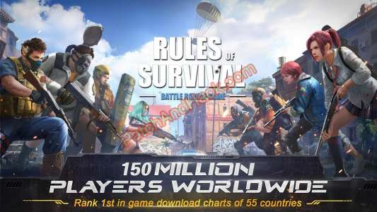 Rules of Survival Patch and Cheats money, immortality