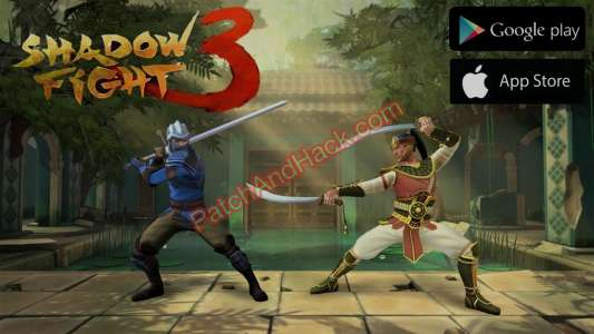 Shadow Fight 3 Patch and Cheats coins, crystals