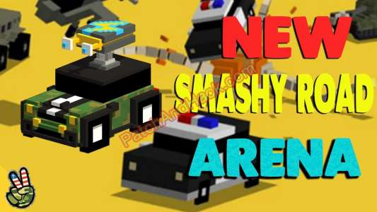 Smashy Road: Arena Patch and Cheats money