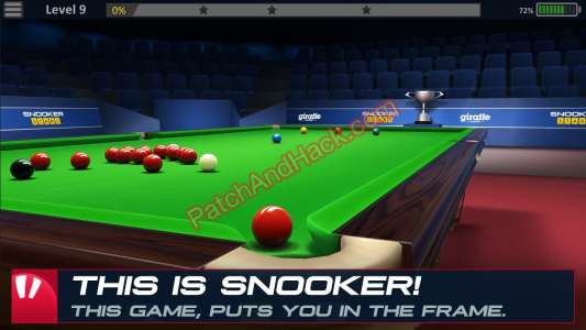 Snooker Stars Patch and Cheats money