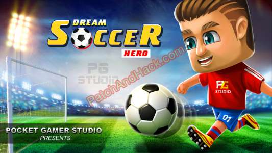 Patch for Soccer! Hero Cheats
