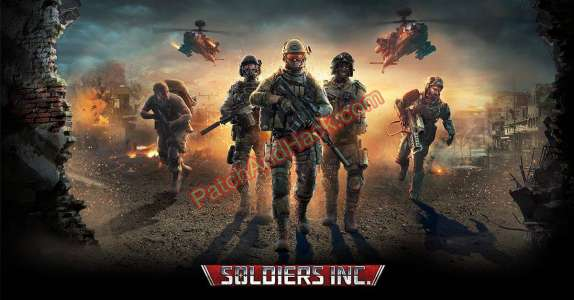 Soldiers Inc. Patch and Cheats money, crystals