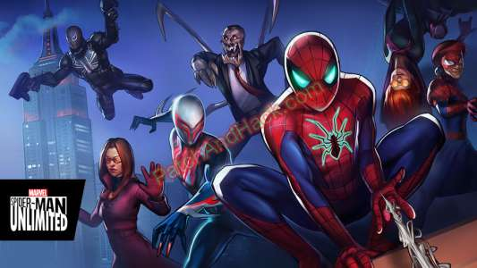 Spider-Man Unlimited Patch and Cheats crystals