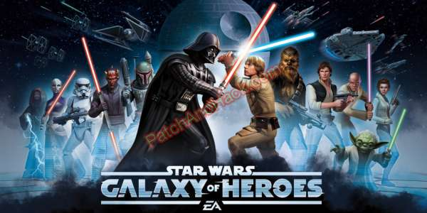 Star Wars: Galaxy of Heroes Patch and Cheats money, crystals