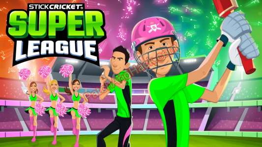 Stick Cricket Super League Patch and Cheats money