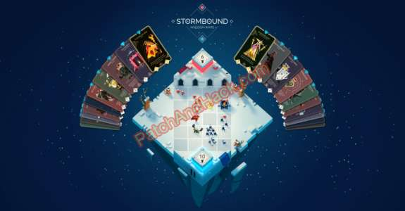 Stormbound Patch and Cheats cards, money