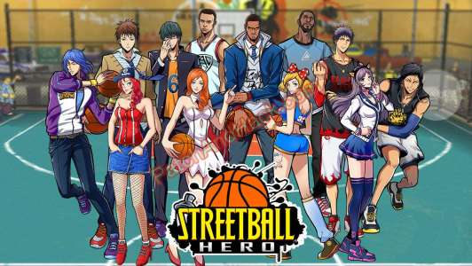 Streetball Hero Patch and Cheats money