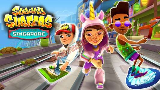Subway Surfers Patch and Cheats coins, keys