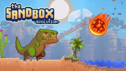 The Sandbox Evolution Patch and Cheats money