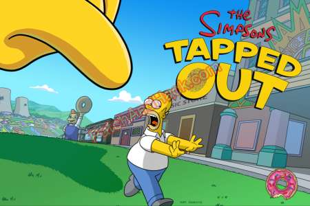 Patch for The Simpsons: Tapped Out Cheats
