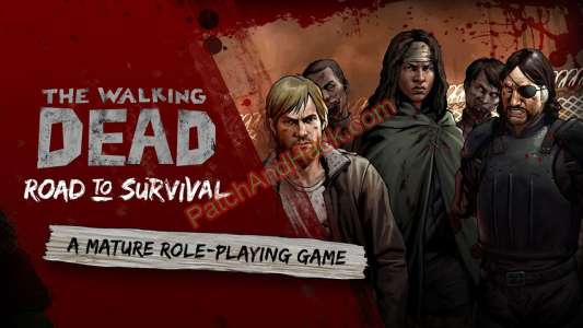 The Walking Dead: Road to Survival Patch and Cheats coins, food