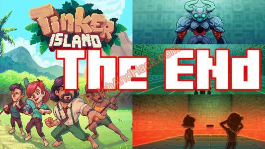Tinker Island Patch and Cheats crystals