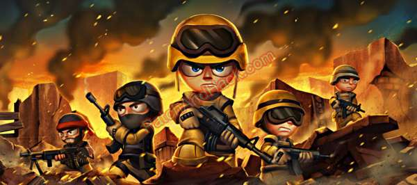 Tiny Troopers 2 Patch and Cheats money