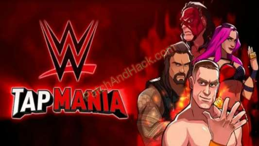 WWE Tap Mania Patch and Cheats money, damage
