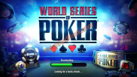World Series of Poker Patch and Cheats money, chips