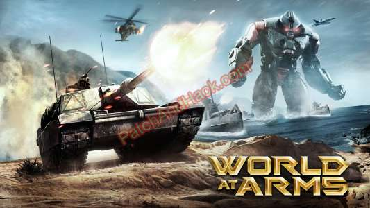World at Arms Patch and Cheats money