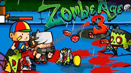 Zombie Age 3 Patch and Cheats money, ammo