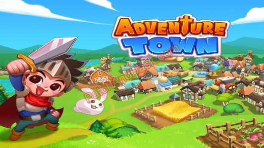 Adventure Town Patch and Cheats money