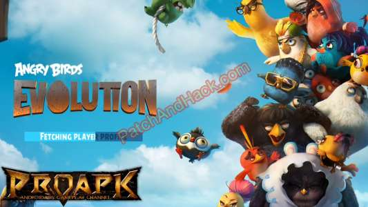 Angry Birds Evolution Patch and Cheats money, crystals