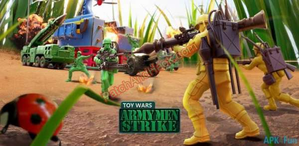 Army Men Strike Patch and Cheats money