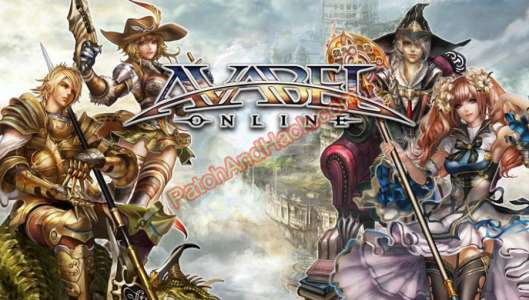 Avabel Online Patch and Cheats lives, gold