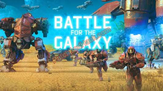 Battle for the Galaxy Patch and Cheats titanium, energy, crystals