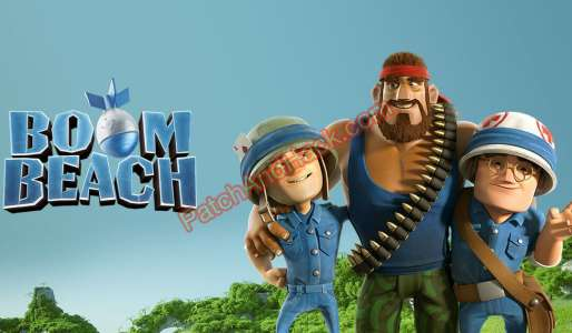 Boom Beach Patch and Cheats money, crystals