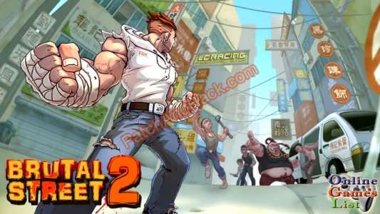 Brutal Street 2 Patch and Cheats money