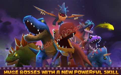 Call of Mini Dino Hunter Patch and Cheats money, crystals