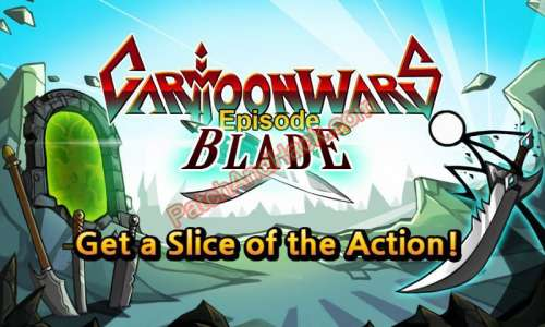 Cartoon Wars: Blade Patch and Cheats money