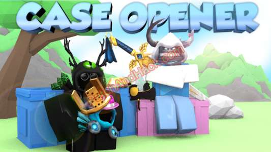 Case Opener Patch and Cheats rank, items, cases