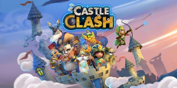 Castle Clash Patch and Cheats crystals, gems