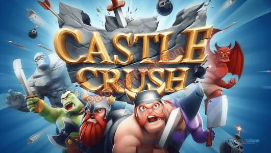 Castle Crush Patch and Cheats crystals, lives