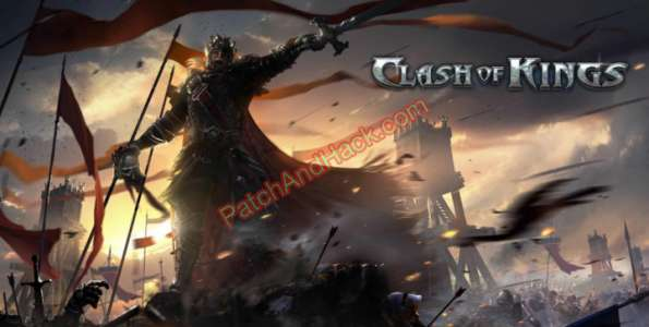 Clash of Kings Patch and Cheats gold, resources