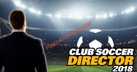 Patch for Club Soccer Director 2018 Cheats