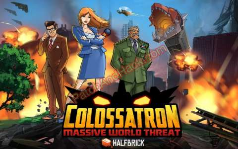Colossatron Patch and Cheats money, coins
